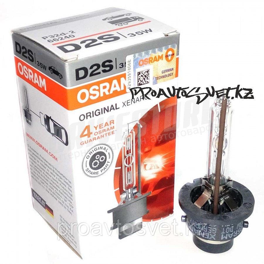 Ксеноновая лампа D2S OSRAM 66240 Xenarc Original