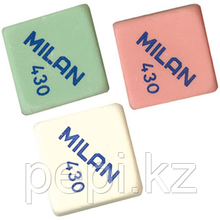 Ластик Milan 430 прямоугольный 28*28*13мм