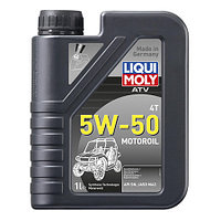Мотоциклетное масло Liqui Moly MOTO 4Т ATV 5W50 20737 1литр