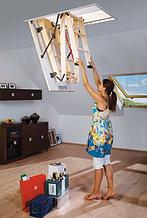Чердачная лестница 60х120х335 FAKRO LWK Komfort