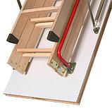 Чердачная лестница 60х120х335 FAKRO LWK Komfort, фото 2