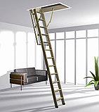 Чердачная лестница 60х120х335 FAKRO LWK Komfort, фото 4
