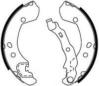 Тормозные барабанные колодки Nissan Micra K12 (03-...,)