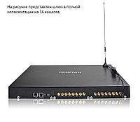 VoIP-GSM шлюз Dinstar DWG2000B-8GSM, фото 1