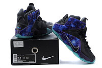 Кроссовки Nike LeBron XII (12) Galaxy Elite Series (40-46), фото 6