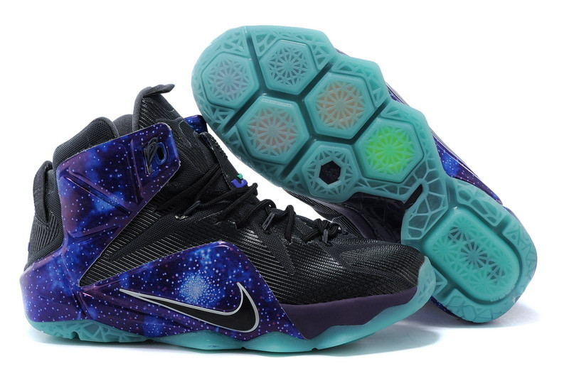 Кроссовки Nike LeBron XII (12) Galaxy Elite Series (40-46)