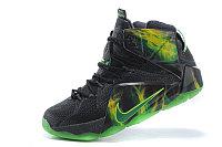 Кроссовки Nike LeBron XII (12) Paranorman Elite Series (40-46), фото 4