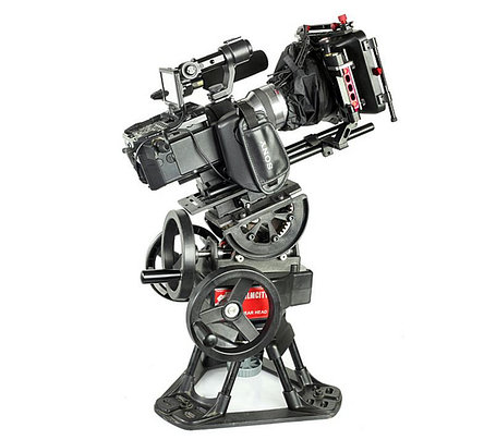 FILMCITY DSLR Gear Головка / 14кг / Индия (для 3D съемки 360 ), фото 2
