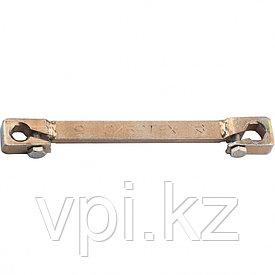 Прокачной ключ 10*13мм, Сибртех