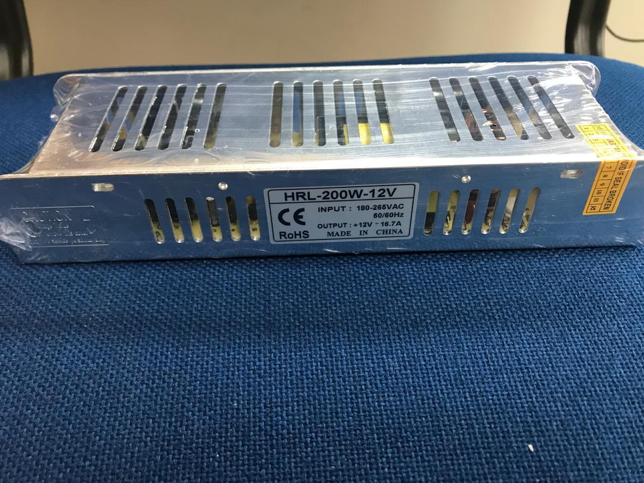Трансформатор REIDEN 200W внутренний компакт