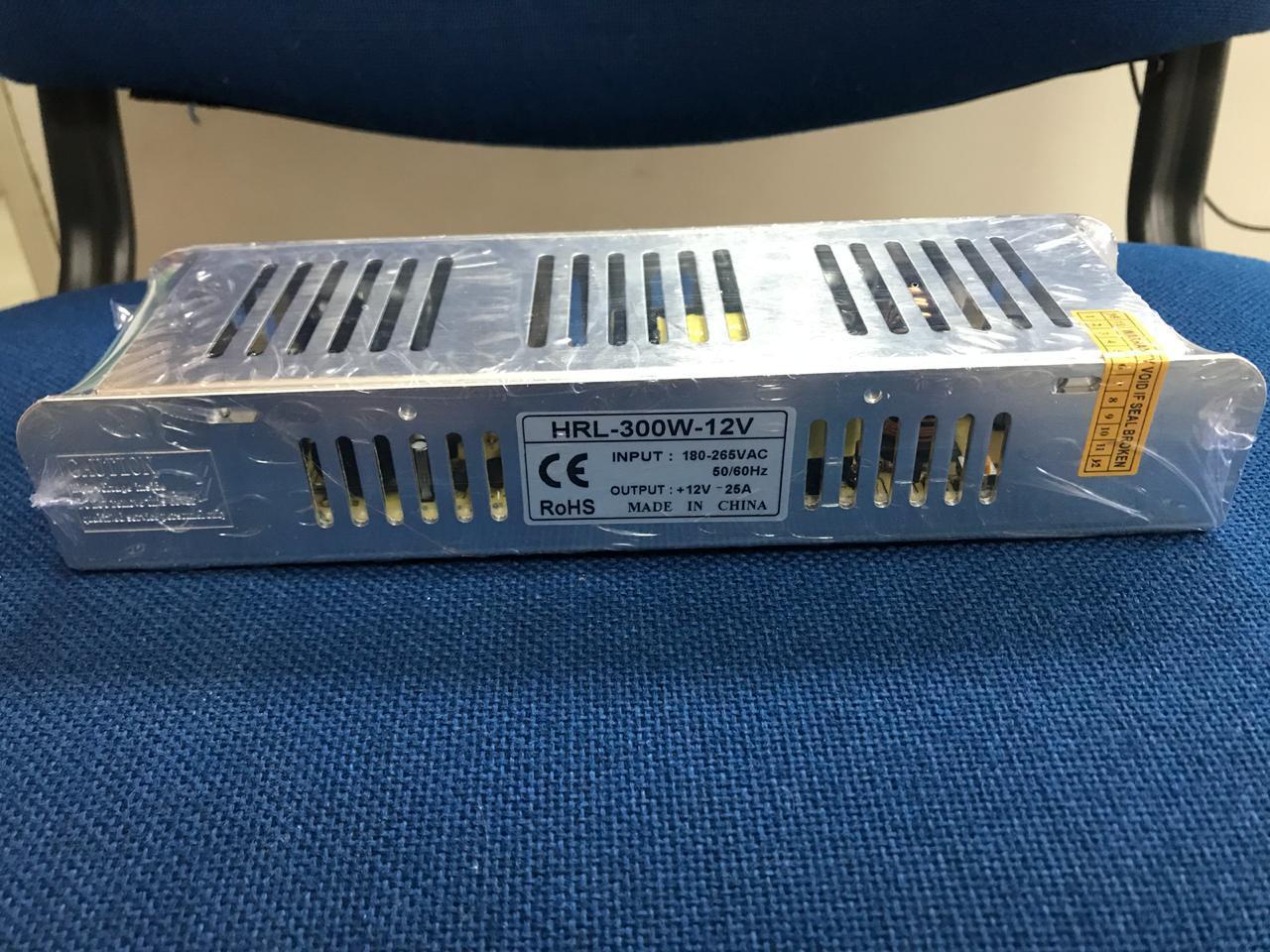Трансформатор REIDEN 300W внутренний компакт