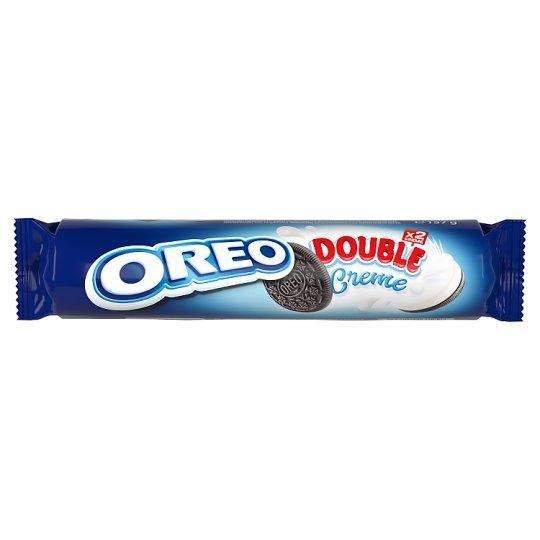 Печенье Oreo Double Cream Cookies / Двойной крем 185 гр