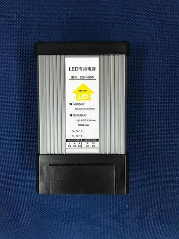 Трансформатор REIDEN 100W влагозащищенный, фото 2
