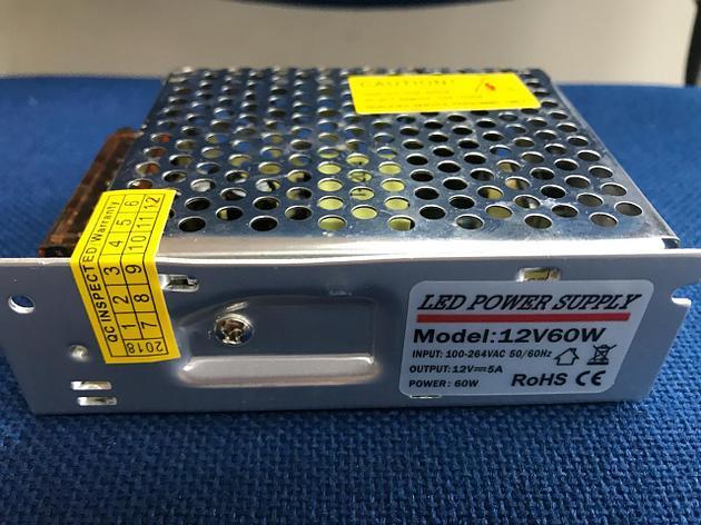 Трансформатор REIDEN 60W внутренний, фото 2