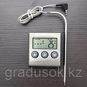 Термометр-щуп со звуковым сигналом