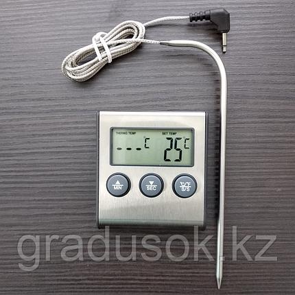 Термометр-щуп со звуковым сигналом , фото 2