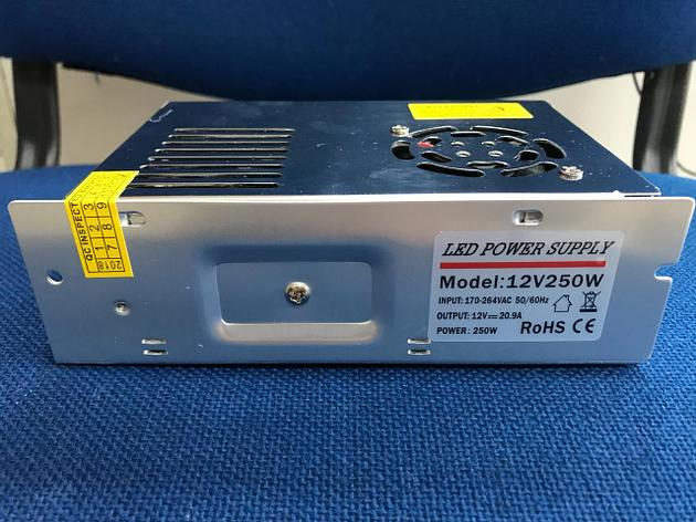 Трансформатор REIDEN 250W внутренний, фото 2