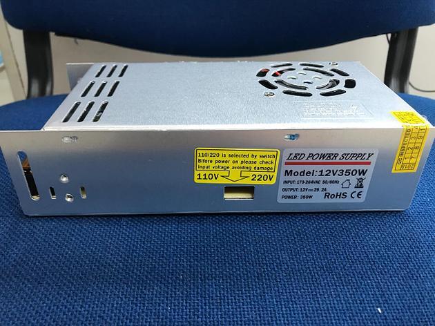 Трансформатор REIDEN 350W внутренний, фото 2