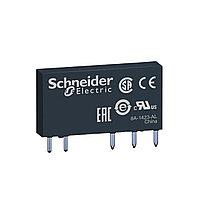 Интерфейсное реле, 1C/O, 12В постоянного тока