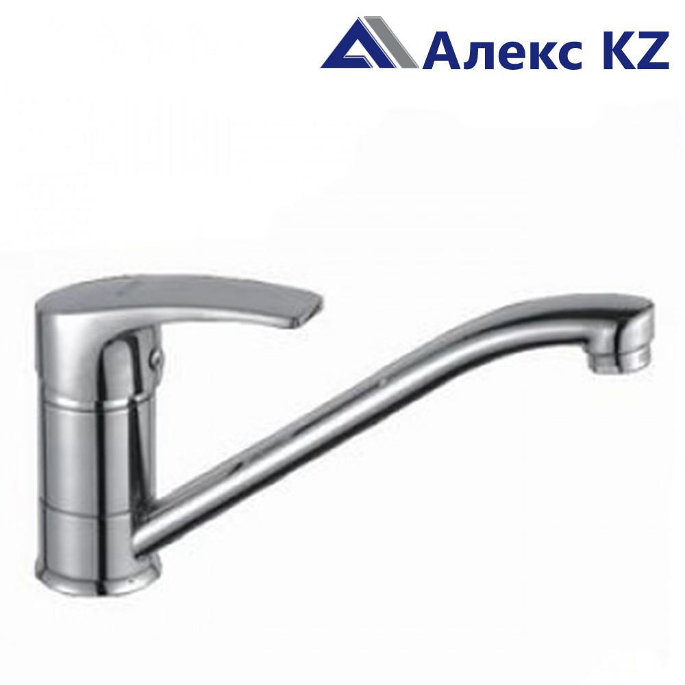 Смеситель KOLAG 428  одноручный для кухни с поворотным изливом