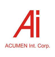 Аналоговые камеры Acumen 3 года гарантии