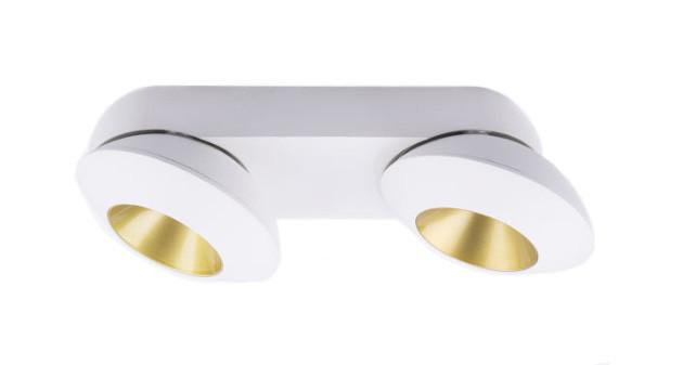 Дизайнерский Накладной LED Спот, Открытого монтажа.