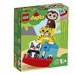 Lego Duplo Мои первые цирковые животные