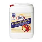 """Пропитка огнебиозащитная красная """"Olimp"""" 10л"""
