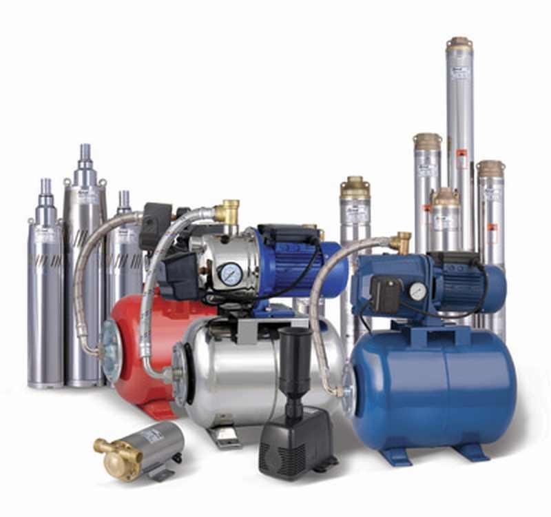 Ремонт других типов насосного оборудования