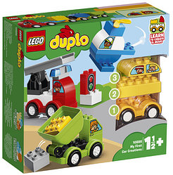 Lego Duplo Мои первые машинки