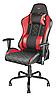 Игровое кресло Trust GXT 707B Resto синий/красный/серый, фото 2