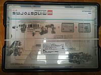 Ресурсный набор Lego Mindstorms Education EV3 45560