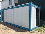 Блок контейнера под котельную., фото 4