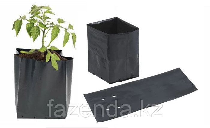 Пакет-мешок  для рассады 17х15см, 0,5л