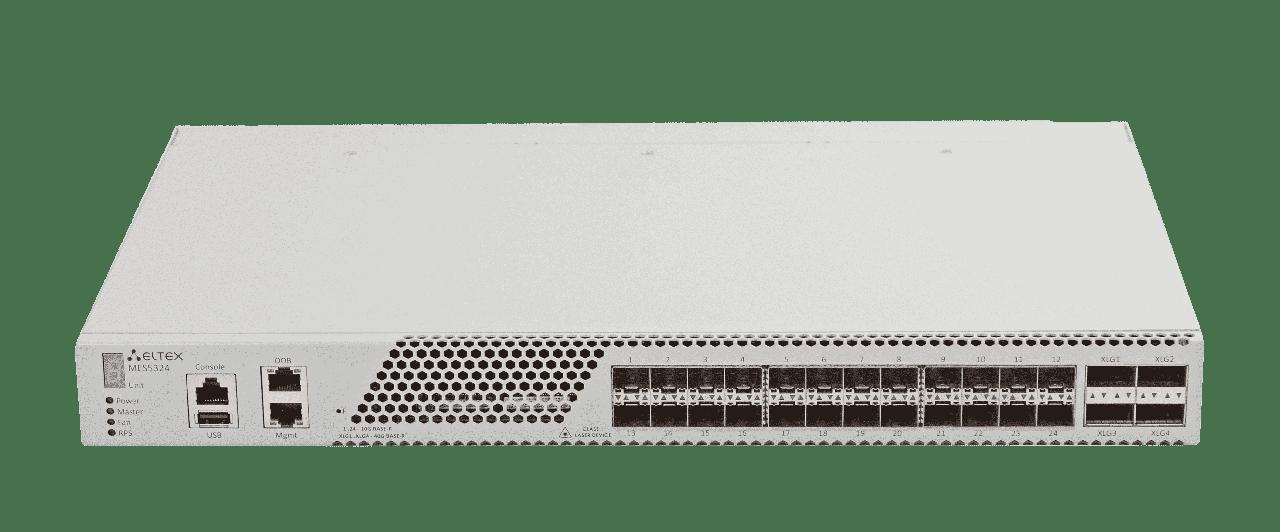 Ethernet-коммутатор агрегации 10G Eltex MES5324