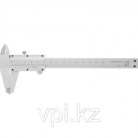 Штангенциркуль, 125мм, деление 0,1мм, класс 2, ГОСТ 166-89, Эталон