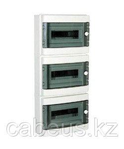 КМПн 2/57 - ИЭК IP 55 корпус пластиковый навесной для 57 (19х3) модульных автомат. выкл.