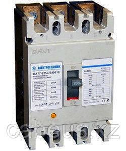 ВА77-250С-340010-250А У3 (стационарный, 3P, 10In, 25кА), выключатель автоматический  (ЭТ)