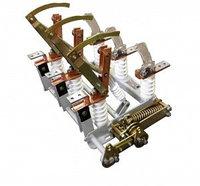ВНА-Л-10/630-IIп УХЛ2, левый привод, 10кВ, 630А, заземляющие ножи со стороны шарнирных контактов, контакты для