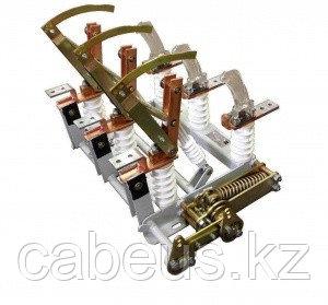 ВНА-П-10/630-II УХЛ2, правый привод, 10кВ, 630А, заземляющие ножи со стороны шарнирных контактов, выключатель