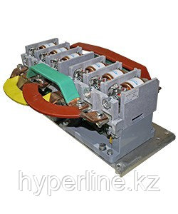 КВТ(Р)-1,14-4/400 У3, 110В, 6з+8р, реверсивный, без реле, контактор вакуумный  (ЭТ)
