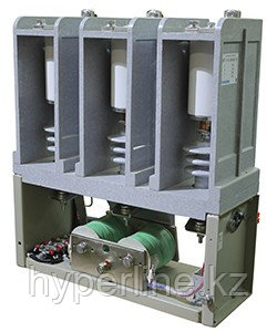 КВТ-6-1,6/160D У3, 110В, 3з+3р, нереверсивный, без реле, контактор вакуумный  (ЭТ)