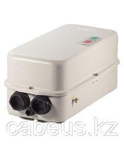 ПМ12-100120 У2 В, 220В/50Гц, 2з+2р, 100А, нереверсивный, без реле, в корпусе IP54, с кнопками ПУСК и СТОП,