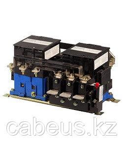 ПМ12-100600 УХЛ4 В, 220В/50Гц, 4з+4р, 100А, реверсивный, с реле РТТ-325  85- 115А, IP00, пускатель