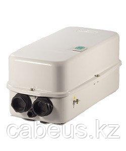ПМ12-125210 У2 В, 220В/50Гц, 2з+2р, 125А, нереверсивный, с реле РТТ-325  106-143А, в корпусе IP54, с кнопкой