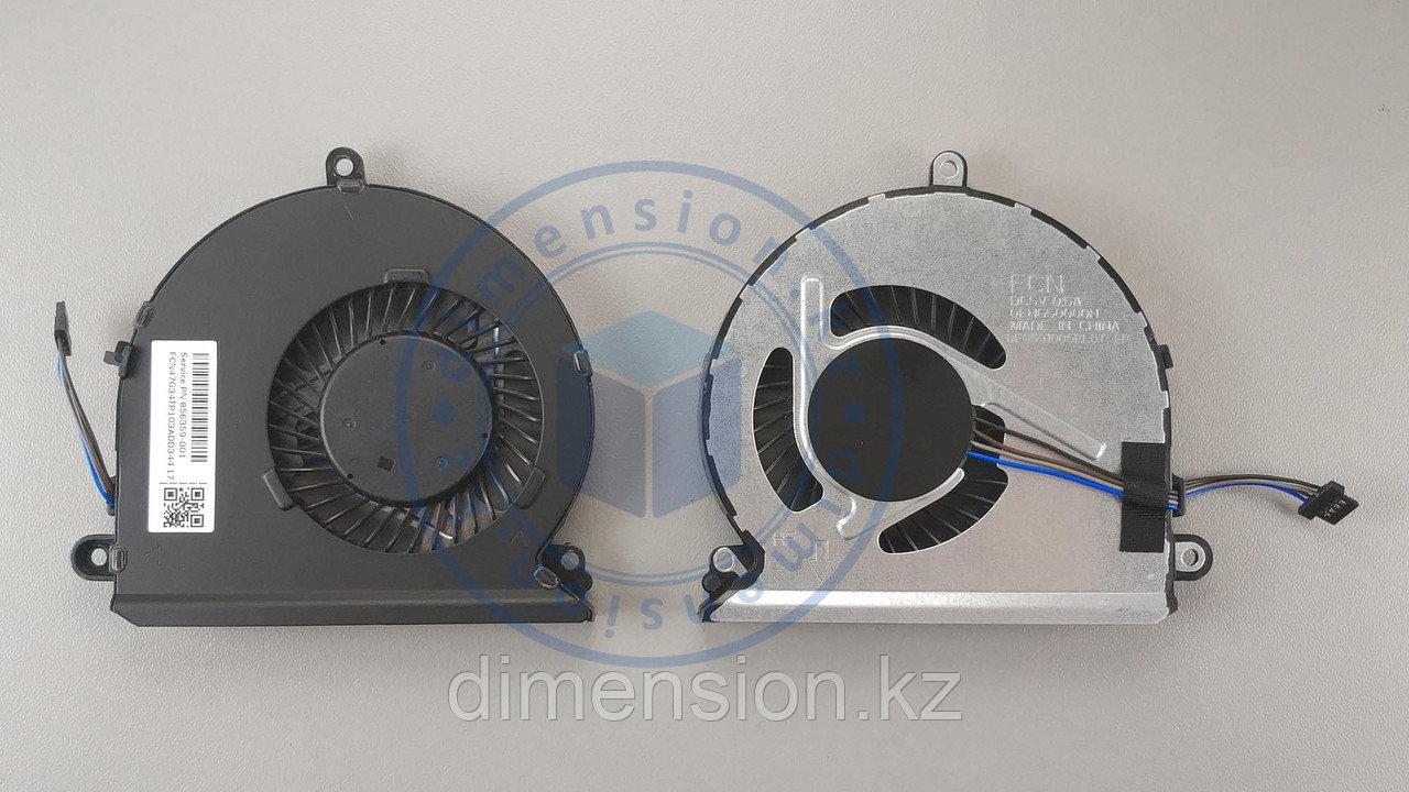 Кулер, вентилятор  для HP 15-AU 15-AU178TX 15-AU179TX TPN-Q172 и для LENOVO Ideapad v310-15ikb