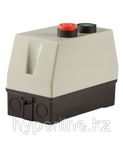ПМЛ-1220 УХЛ4 Б, 220В/50Гц, 1з, 10А, нереверсивный, с реле РТЛ-1012-2 5.5-8А, в корпусе из пластика IP54, с