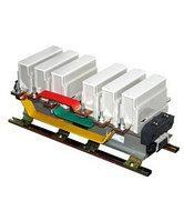 ПМЛ-9500 УХЛ4 Б, 220В/50Гц, 2з, 630А, реверсивный, без реле, IP00, пускатель электромагнитный  (ЭТ)