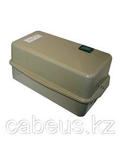 ПМА-3210 У3 В, 220В/50Гц, 1з+1р, 40А, нереверсивный, с реле РТТ-141 28,0-40,0А, в корпусе IP40, с кнопкой R,
