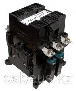 ПМА-4100 УХЛ4 В, 220В, 2з+2р, 63А, нереверсивный, без реле, IP00  (ЭТ)